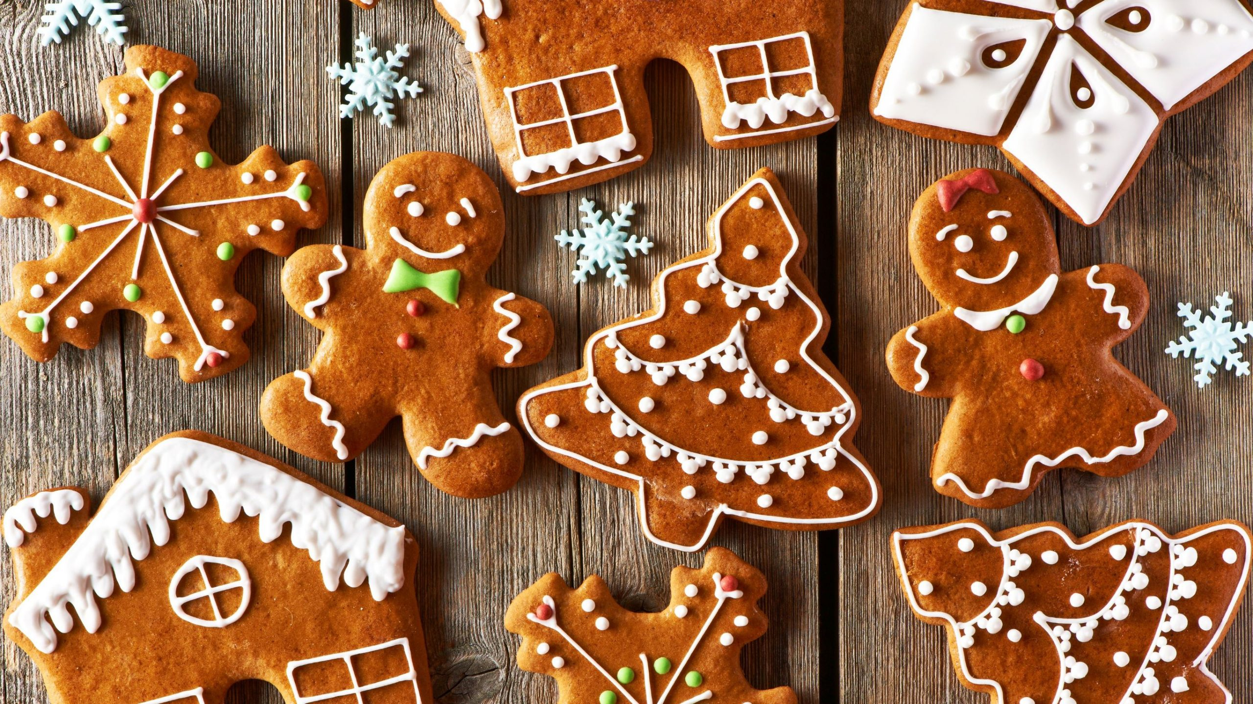 Konditor: Lav dejen nu og få gudegode honninghjerter til jul